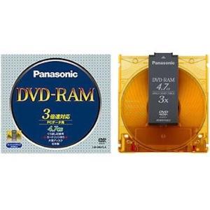 パナソニック LM-HB47LA データ用 DVD-RAM 4.7GB 繰り返し記録 3倍速 1枚