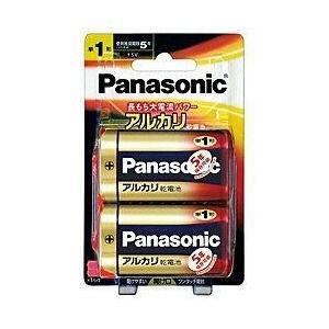 アルカリ乾電池単1形2本パック【返品不可商品】