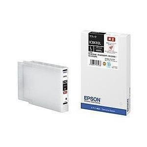 エプソン ICBK93L 純正 インクカートリッジ ブラック 増量タイプ|ebest