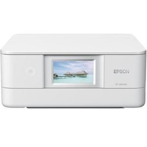 エプソン Colorio(カラリオ) EP-880AW(ホワイト) インクジェット複合機 A4対応|ebest