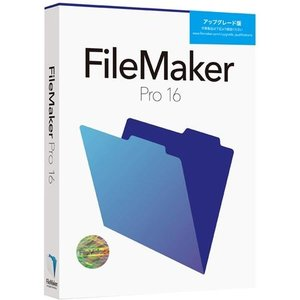 ファイルメーカー FileMaker Pro 16 Single User License Upgrade Win&Mac|ebest