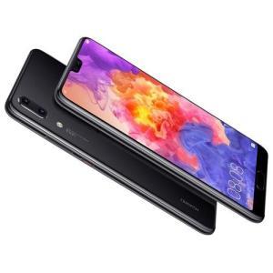 HUAWEI HUAWEI P20(ブラック) 4GB/128GB SIMフリー P20/BLACK|ebest