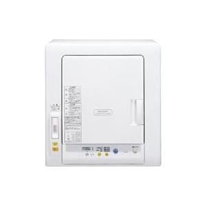 【設置+リサイクル+長期保証】シャープ KD-55F-W(ホワイト) 衣類乾燥機 5.5kg 除湿タイプ|ebest