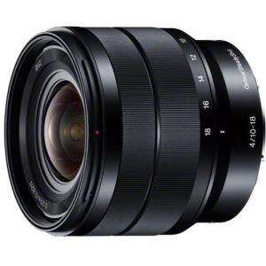 【長期保証付】ソニー E 10-18mm F4 OSS