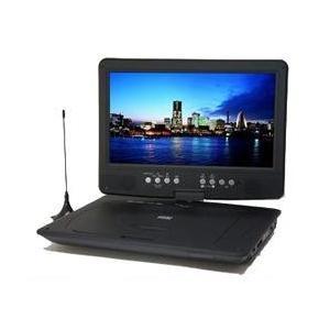 【長期保証付】Wizz DV-PT1060 10.1インチ ポータブルDVDプレイヤー ebest