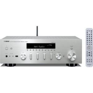 【長期保証付】ヤマハ R-N602-S(シルバー) ハイレゾ音源対応 ネットワークHiFiレシーバー|ebest