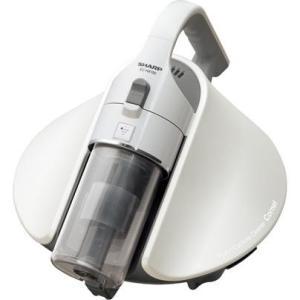 【長期保証付】シャープ EC-HX150-W(ホワイト) Cornet(コロネ) サイクロン式ふとん掃除機 ebest