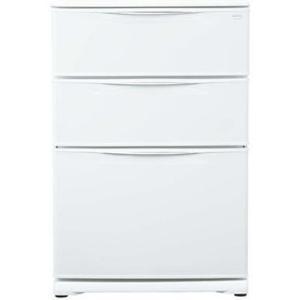 【長期保証付】アクア AQF-12RE-W(クールホワイト) 冷凍庫 124L|ebest