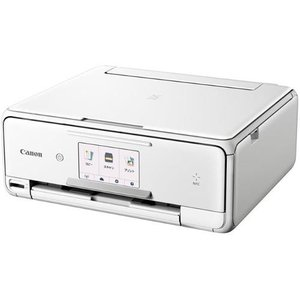【長期保証付】CANON PIXUS(ピクサス) TS8030WH(ホワイト) インクジェット複合機 A4対応