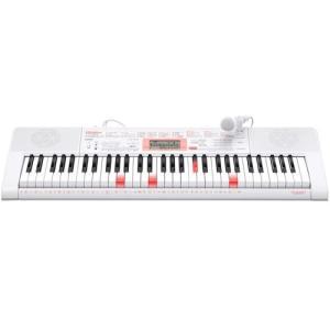 【長期保証付】CASIO LK-123 光ナビゲーションキーボード 61鍵盤