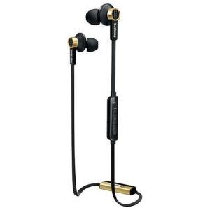 【長期保証付】フィリップス TX2BTBK(ブラック) ワイヤレスBluetoothヘッドフォン