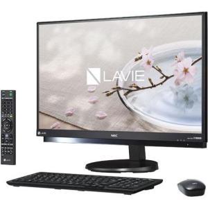 【長期保証付】NEC PC-DA970GAB(ファインブラック) LAVIE Desk All-in-one 23.8型液晶 TVチューナー搭載|ebest