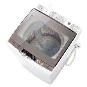 【設置+リサイクル+長期保証】アクア AQW-GV800E-W(ホワイト) 全自動洗濯機 上開き 洗濯8kg|ebest