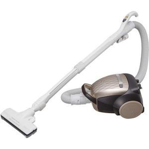 【長期保証付】パナソニック MC-PK18G-N(シャンパンゴールド) 紙パック式掃除機 ebest