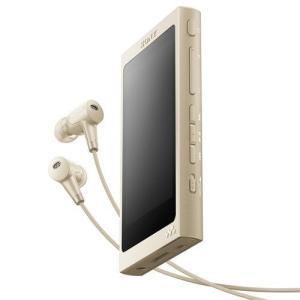 【長期保証付】ソニー NW-A45HN-N(ペールゴールド) ソニー ウォークマンAシリーズ 16GB|ebest