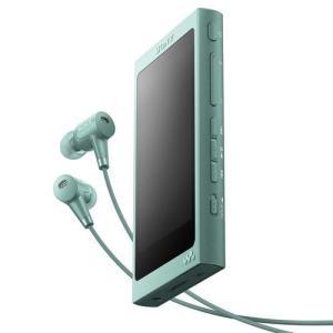 【長期保証付】ソニー NW-A45HN-G(ホライズングリーン) ソニー ウォークマンAシリーズ 16GB|ebest