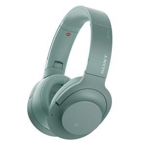 【長期保証付】ソニー WH-H900N-GM(ホライズングリーン) ワイヤレスノイズキャンセリングステレオヘッドセット|ebest