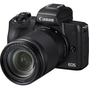【長期保証付】CANON EOS Kiss M EF-M18-150 IS STM レンズキット(ブ...