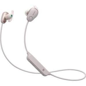 【長期保証付】ソニー WI-SP600N-P(ピンク) ワイヤレスノイズキャンセリングステレオヘッドセット|ebest