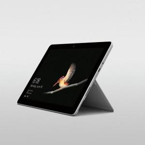 【長期保証付】マイクロソフト Surface Go(シルバー) 10型液晶 Pentium Gold 4415Y 128GB SSD/8GBモデル MCZ-00032 ebest