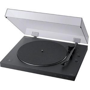 【長期保証付】ソニー PS-LX310BT ステレオレコードプレーヤー|ebest