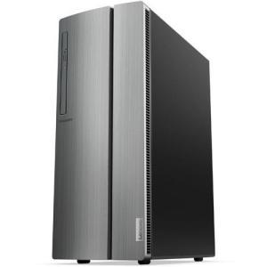 【長期保証付】Lenovo 90HU00EPJP(シルバー) IdeaCentre 510 本体のみ...
