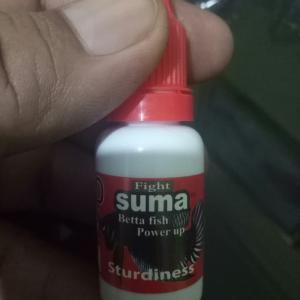スーマ ベタフィッシュパワーアップ suma ベタ用活力剤