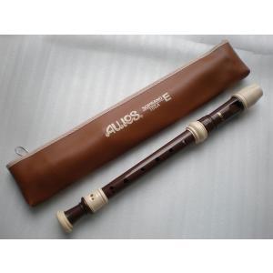AULOS アウロス ソプラノリコーダー バロック式 105A-E|ebisound