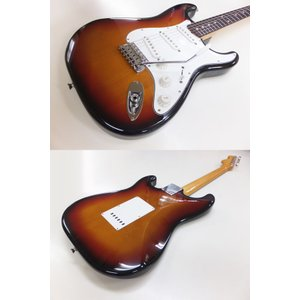 【中古】Fender Japan フェンダージャパン ST62-53 3TS 【商品ランクB】|ebisound|02