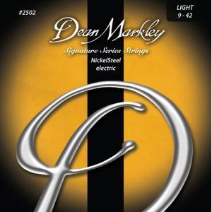 【2セット】 Dean Markley エレキギター弦 2502 Nickel Steel Electric 【ネコポス送料210円】 【代引きの場合送料¥450】 【旧速達メール便】|ebisound