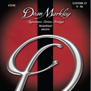 【2セット】 Dean Markley エレキギター弦 2508 Nickel Steel Electric 【ネコポス送料210円】 【代引きの場合送料¥450】 【旧速達メール便】|ebisound