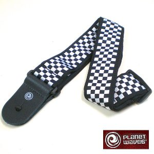 Planet Waves ストラップ Woven Strap Check Mate 50C02|ebisound