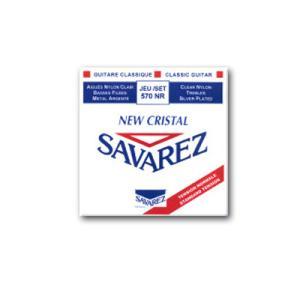 SAVAREZ サバレス 570NR  NEW CRISTAL 〔2セット〕 【ネコポス送料210円】 【代引きの場合送料¥580】 【旧速達メール便】|ebisound