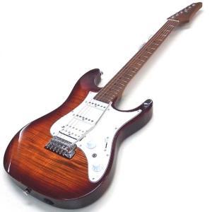 Ibanez アイバニーズ AZ224F BTB Brown Topaz Burst エレキギター|ebisound