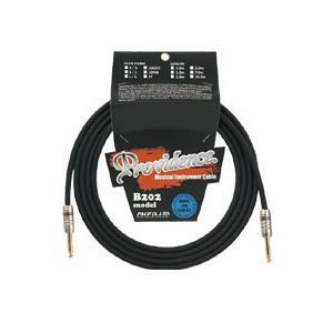 PROVIDENCE ギター/ベース用標準ケーブル B202 2m S/S プロビデンス|ebisound