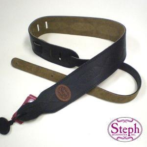 STEPH ステフ ストラップ BCH-1018 BK クレージーホース|ebisound
