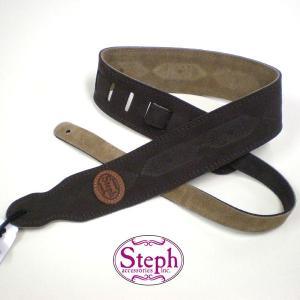STEPH ステフ ストラップ BCH-1018 BR クレージーホース|ebisound