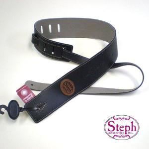 STEPH ステフ ストラップ BCH-112 BK クレージーホース シリーズ|ebisound