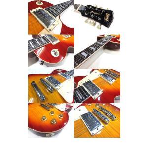 エレキギター 初心者セット レスポールタイプ 15点セット BLP-450/CS|ebisound|03