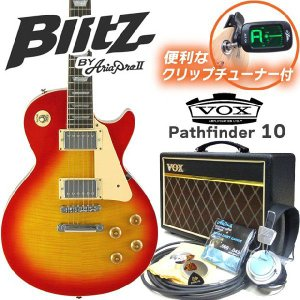 エレキギター 初心者セット BLP-450/CS VOXアンプ付 初心者セット15点|ebisound