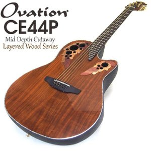 Ovation オベーション CE44P FKOA Figured Koa エレアコ アコギ アコースティックギター|ebisound