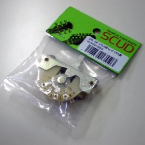 CRL 3段スイッチ CRL-3W【ネコポス(旧速達メール便)送料230円】|ebisound