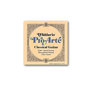 D'Addario Pro-Arte  クラシックギター弦 EJ-46 〔2セット〕 【ネコポス送料210円】 【代引きの場合送料¥580】 【旧速達メール便】|ebisound