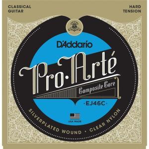 D'Addario Pro-Arte クラシックギター弦 EJ-46C コンポジット 〔2セット〕 【ネコポス(旧速達メール便)送料230円】|ebisound