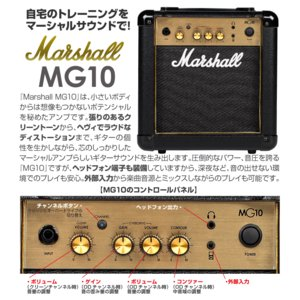 Epiphone エピフォン  SG-Special VE エレキギター 初心者セット18点 Marshallアンプ・ZOOM G1XFour付き|ebisound|07