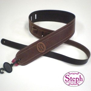 STEPH ステフ ストラップ FG-204 WN フル グレイン シリーズ|ebisound