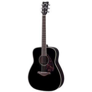 YAMAHA ヤマハ アコースティックギター FG720S BL スタンド付|ebisound