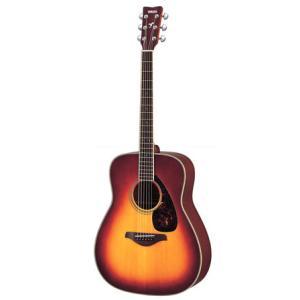 YAMAHA ヤマハ アコースティックギター FG720S BS スタンド付|ebisound