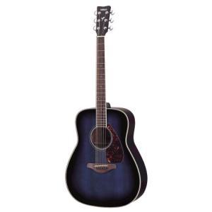 YAMAHA ヤマハ アコースティックギター FG720S OBB スタンド付|ebisound