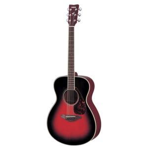 YAMAHA ヤマハ アコースティックギター FS720S DSR スタンド付|ebisound